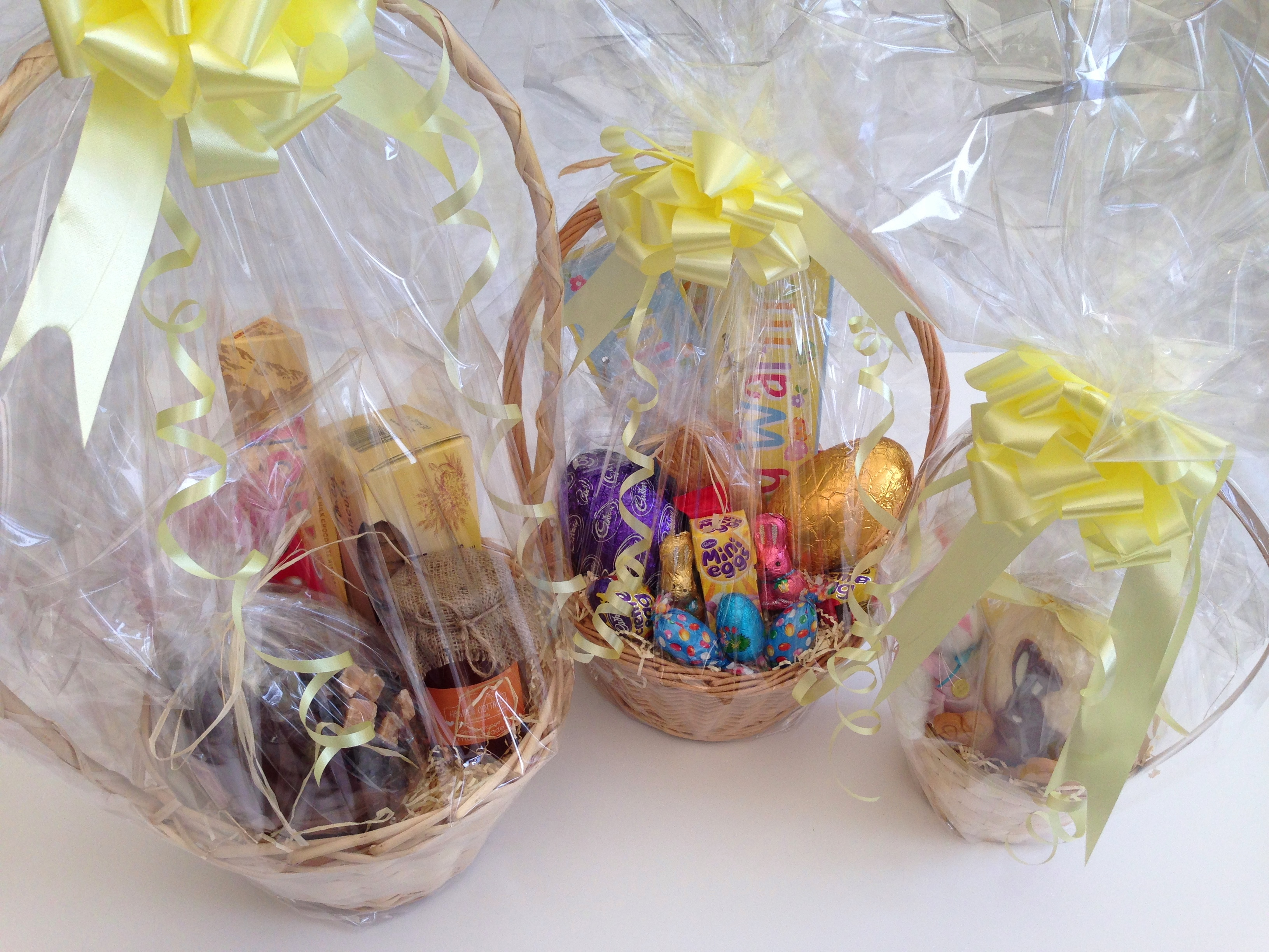 Easter gift baskets hampers uk rescue paws hampers gift basket easter gift baskets hampers uk details about easter hamper various chocolate negle Choice Image